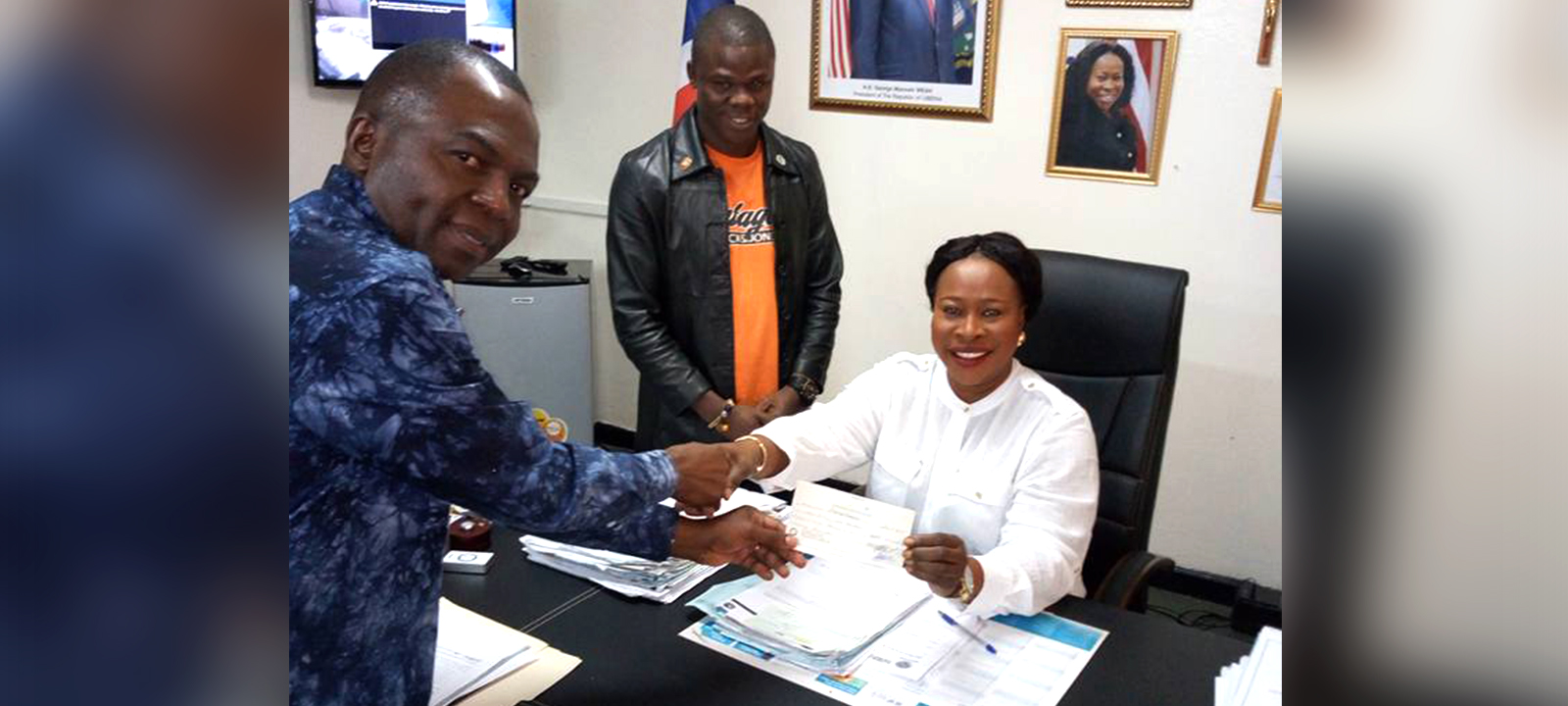 APM TERMINALS PAYS US $1,125,000.00 ARREARS TO NPA